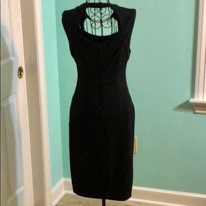 Little Black Dress. Size 4. Bisou Bisou Brand.